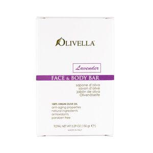 Olivella Bar Soap - Lavender