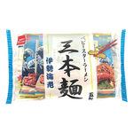 三本麵伊勢海老口味五入分享包, , large