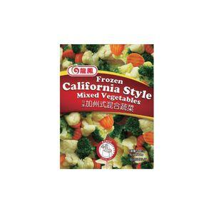 龍鳳冷凍加州式混合蔬菜-500g