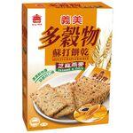 義美多穀物蘇打餅乾-芝麻燕麥, , large