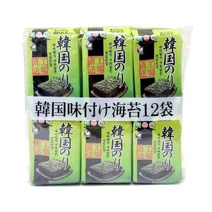 Orionjako Hitoshina Korean Seaweed
