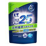 毛寶天然植萃PM2.5洗衣精-補充包, , large