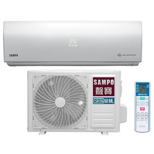 【一級節能】聲寶 11~12坪 AM/AU-SF72D 1-1 R32變頻冷專空調