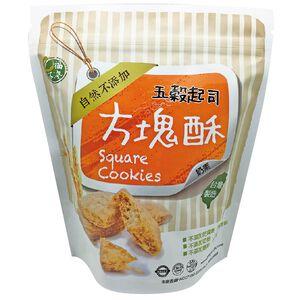 Koufood Square Cookies -Grain Cheese