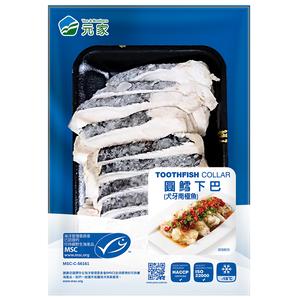 圓鱈下巴(犬牙南極魚)(每包約350g) (MSC)