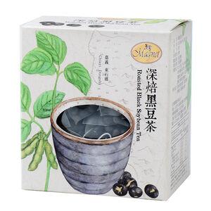 曼寧台灣花草茶-深焙黑豆茶8g X15