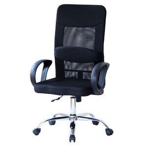 【好宅椅】別克高背網布辦公椅