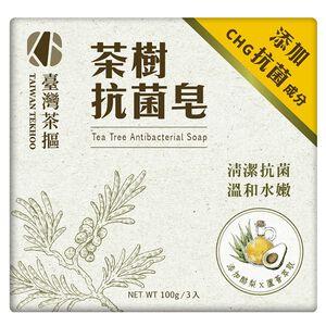 TAIWAN TEKHOO TEA TREE SOAP