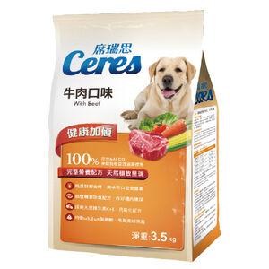 席瑞思犬食-牛肉口味3.5公斤