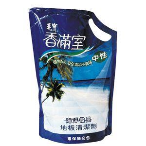 毛寶香滿室海洋微風清潔補充包