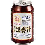 崇德發天然黑麥汁Can330ml, , large