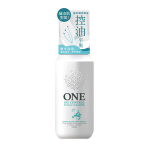 ONE OIL CONTROL FACIAL CLEANSER