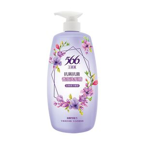 566Natural Soapberry shampoo