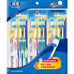 Shaiiop Cup Design Elasticity Toothbrush, , large