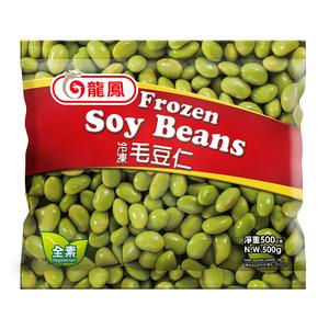 龍鳳冷凍蔬菜-毛豆仁500g