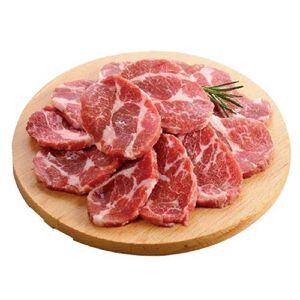 Frozen Aus boneless lamb neck fillet300g