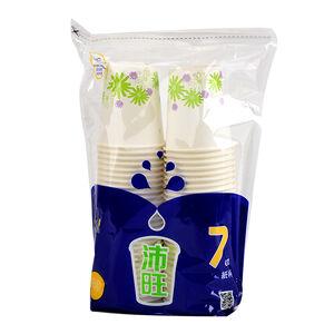 7oz paper cup 60pcs