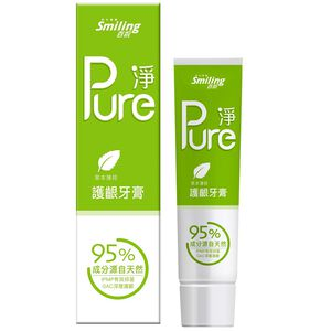 Smiling Pure Gum Care Toothpaste-Herb