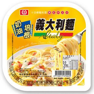 桂冠奶油培根義大利麵