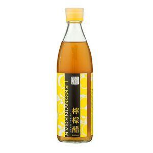百家珍檸檬醋600ml