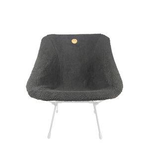 OWL CAMP素色羊絨椅套-PK006標準黑色(實際出貨不含展示用椅架)