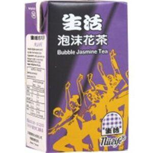 生活泡沫花茶TP250ml