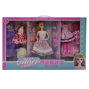 艾利娃娃時尚服飾組