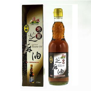 Cold Proceed sesame oil