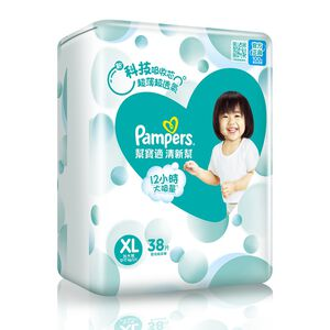 Pampers Masstige Taped XLG 38SX4