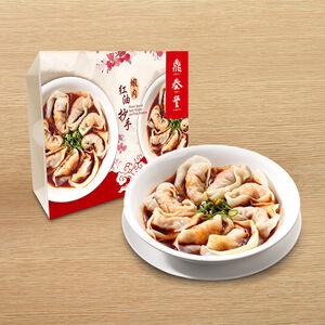 鼎泰豐 蝦肉紅油抄手禮盒
