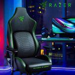 雷蛇Razer iskur人體工學電競椅, , large