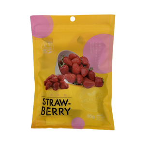 Natural Dried strawberry