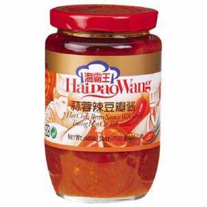 Garlic spicy bean paste