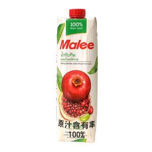 泰國MALEE紅石榴綜合果汁原封箱-1000ml