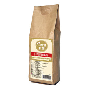 CASA Breakfast Blend Whole Bean Coffee