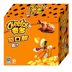 奇多隨口脆-雞汁-28gx10