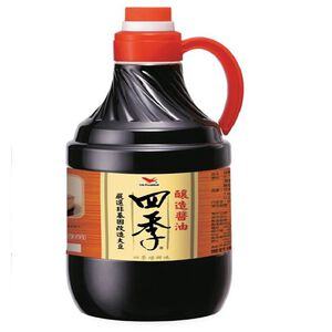 四季釀造醬油1600ml