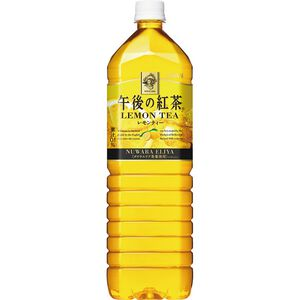 KIRIN GOGO NO KOUCHA LEMON TEA 1500ml