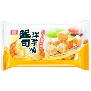 Potato Fish Cake with Cheese