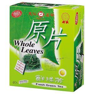 Ten Ren Green Tea Leaves Bag