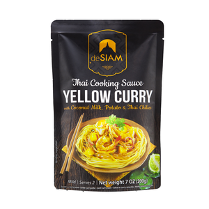 deSIAM Yellow Curry Sauce