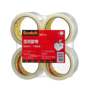 3M 3037-4 clear OPP tape