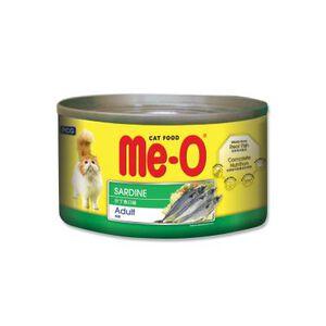 Me-O Cat Canned-sardine Flavour