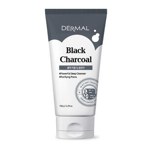 DERMAL charcoal Cleanser