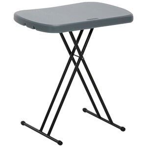 26Gray personal table