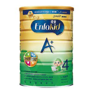 優童A+兒童營養配方3-7歲(新升級)-1700 g