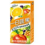 一日蔬果100蘋果柳橙蔬果 160ml, , large