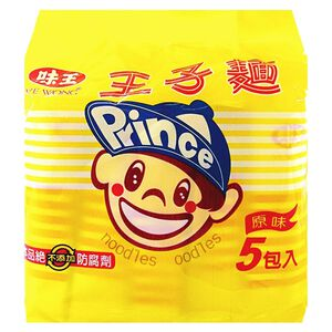 Prince Instant Snack Noodles
