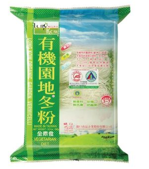 Green Organic Bean Noodle 180g