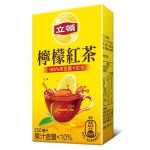 立頓檸檬紅茶-250ml
